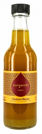 Loving Earth Coconut Nectar  250ml