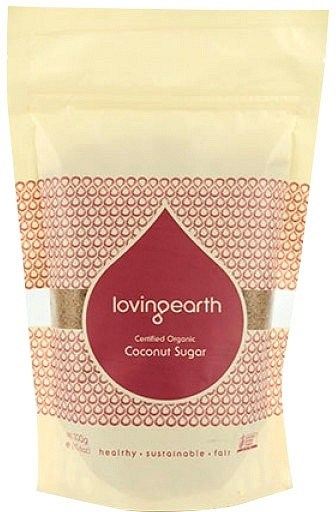 Loving Earth Coconut Sugar 500g