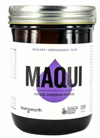 Loving Earth Maqui Powder  150g