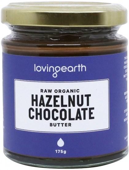Loving Earth Organic Hazelnut Chocolate Butter 175g