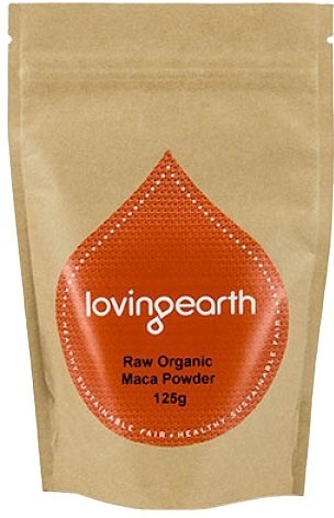Loving Earth Organic Maca Powder  125g