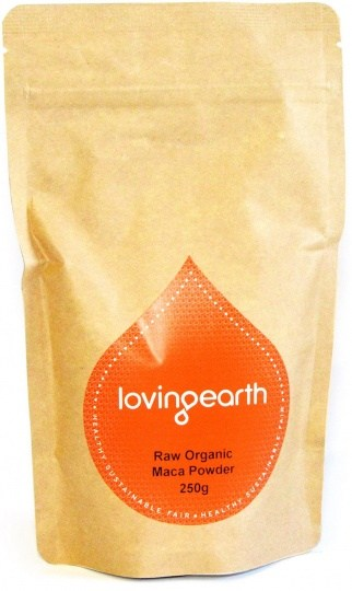 Loving Earth Organic Maca Powder  250g
