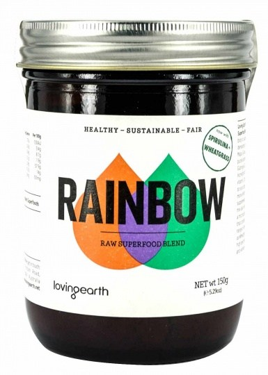Loving Earth Rainbow Powder 150g