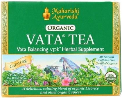 Maharishi Organic Vata 16Teabags