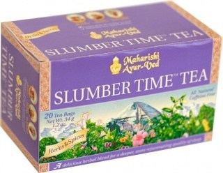 Maharishi Slumbertime Tea 20 Teabags