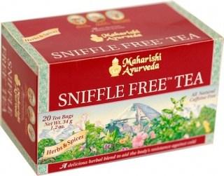 Maharishi Sniffle Free Tea 20Teabags JAN21