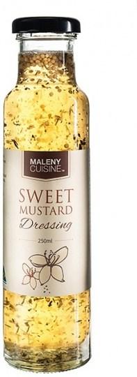 Maleny Cuisine Sweet Mustard Salad Dressing 250ml
