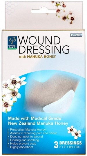 Manuka Health Aid Skin Patch 1