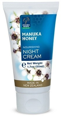 Manuka Health Honey MG 250+ Night Cream 50ml