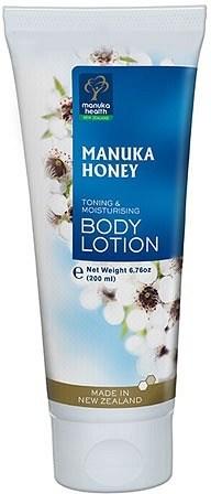 Manuka Health Manuka Honey Toning & Moisturising Body Lotion 200ml