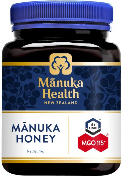 Manuka Health MGO 115+ Manuka Honey 1Kg