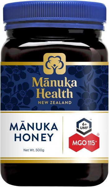 Manuka Health MGO 115+ Manuka Honey 500g