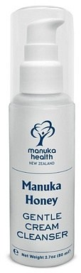 Manuka Health MGO 250+ Manuka Honey Gentle Cream Cleanser 80ml