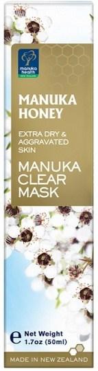 Manuka Health MGO 600+ Manuka Clear Mask 50ml
