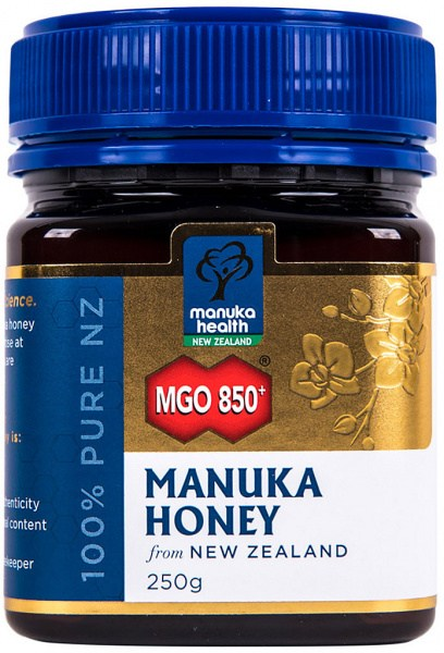 Manuka Health MGO 850+ Manuka Honey 250g
