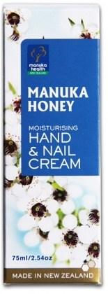 Manuka Health MGO250 Honey Hand&Nail Crm 75ml
