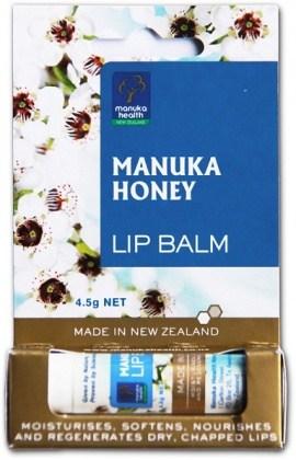Manuka Health MGO250 Manuka Honey Lip Balm 4.5g