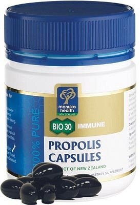 Manuka Health Propolis Caps 500s JUNE20