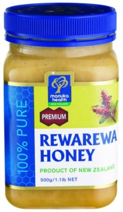 Manuka Health Rewarewa Honey 500g