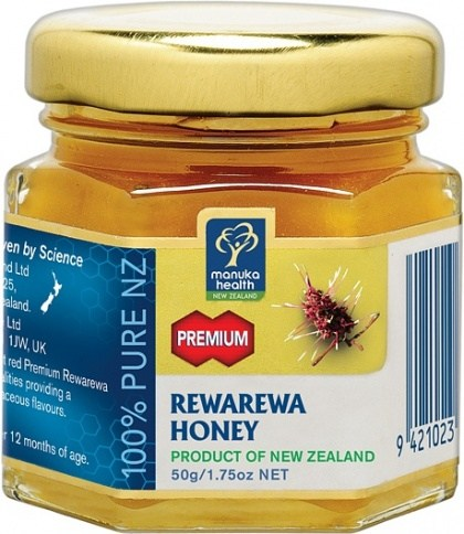 Manuka Health Rewarewa Honey 50g