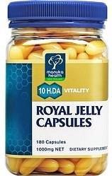 Manuka Health Royal Jelly Caps 180s