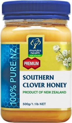 Manuka Health Southern Clover Honey 500g