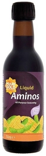 Marigold Liquid Aminos DF/YeastFree GlutenFree 250ml