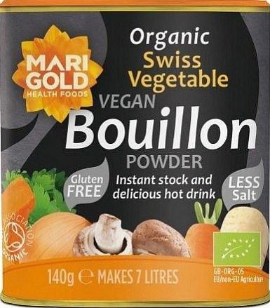 Marigold Vegan Powder Lowsalt (Grey)140g