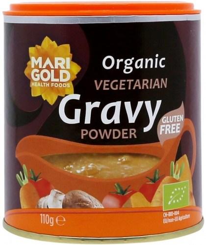 Marigold Vegetarian Organic Gravy Powder  110g