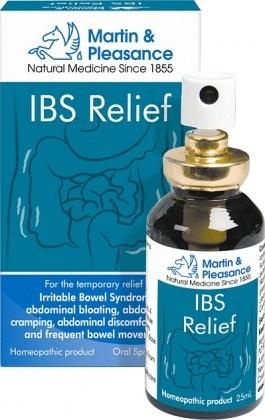 Martin & Pleasance 25ml IBS Relief