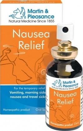 Martin & Pleasance 25ml Nausea Relief