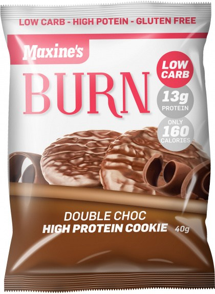 Maxine's Burn Cookie Chocolate  12x40g