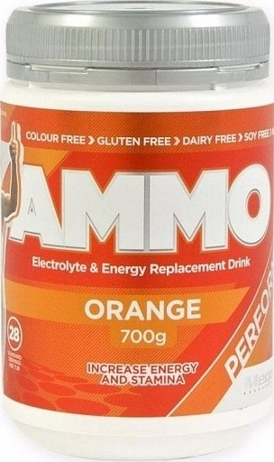 Megaburn Ammo - Mega Lyte Plus 700gm Orange
