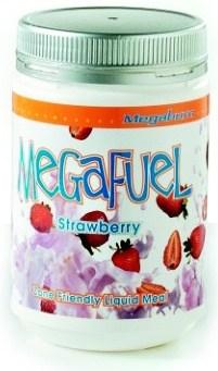 Megaburn Mega Fuel Strawberry 600gm