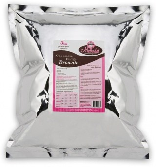 Melindas Choc Fudge Brownie  Pre-Mix 3Kg