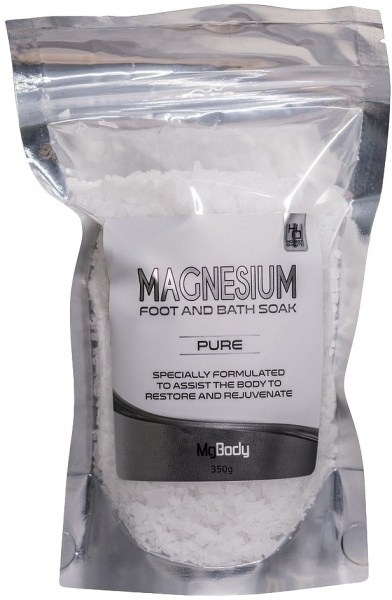 Mgbody Magnesium Foot & Bath Soak Pure 350g