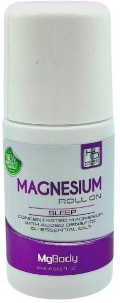 Mgbody Magnesium Roll On Sleep 60ml