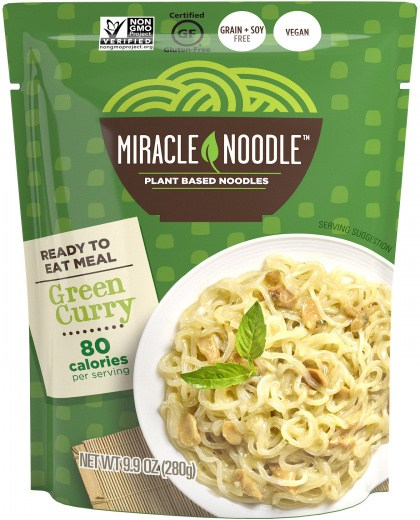 Miracle Noodle Green Curry  280g