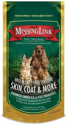 Missing Link Wellness Blend Dog/Cat Veg 454g