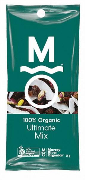Murray River Organics Organic Ultimate Trail Mix Shots 12x35g