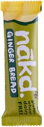 Nakd GF Ginger Bread Bar 18x35g