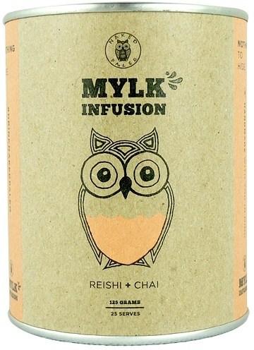 Naked Paleo Reishi + Chai Mylk Infusion  125g