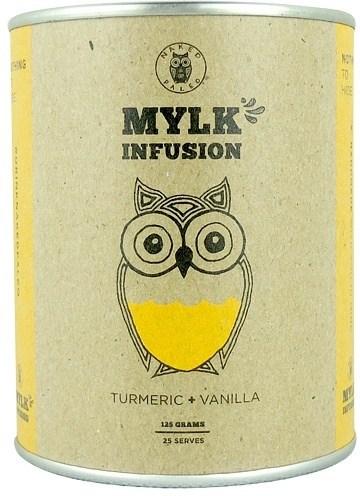 Naked Paleo Turmeric + Vanilla Mylk Infusion  125g