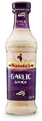 Nandos Garlic Table Sauce 250mL
