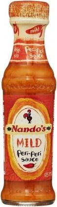 Nandos Mild Peri Peri Sauce 125ml