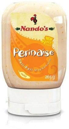 Nandos Perinaise Mild Original Squeeze 265g