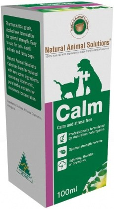 Natural Animal Solutions Calm 100ml