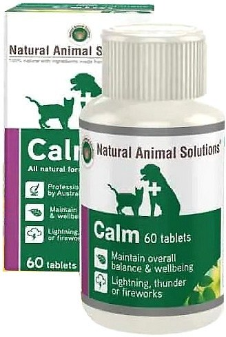 Natural Animal Solutions Calm 60 Caps