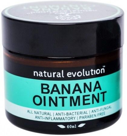 Natural Evolution Banana Ointment 60ml