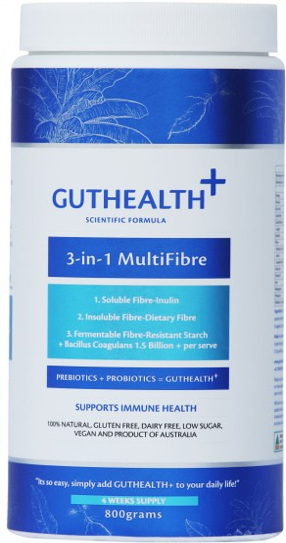 Natural Evolution Guthealth+ 3-in-1 Multibre  800g